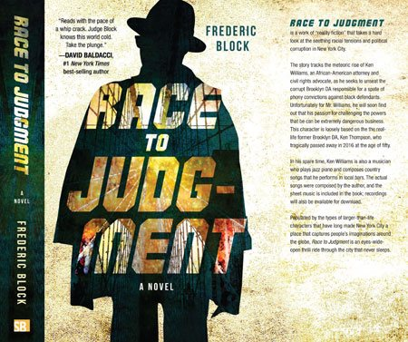 Race to Judgment Book Cover